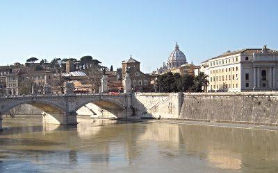 Reisebrev fra Roma