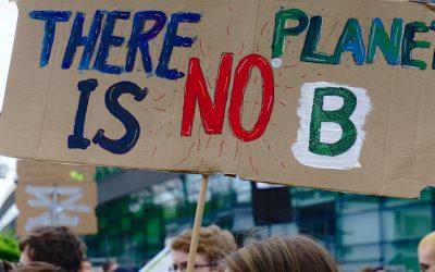 Bevar planeten for barnas skyld