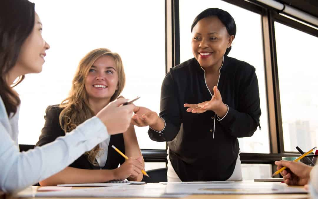 Kvinnelige ledere – hva skal vi med dem?