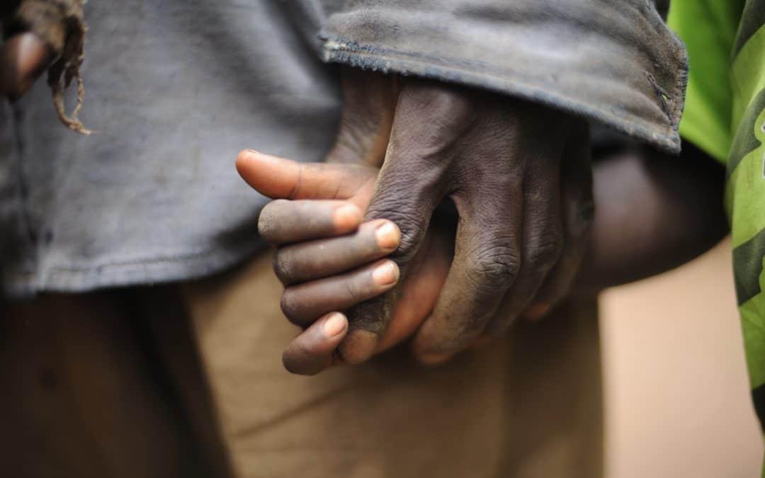 -Vi må lære om og forstå hva moderne slaveri er