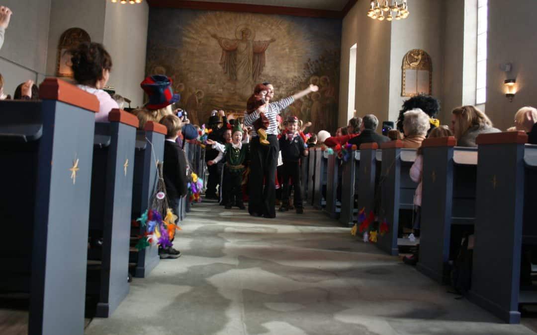 Hva gjør din menighet for barns rettigheter?