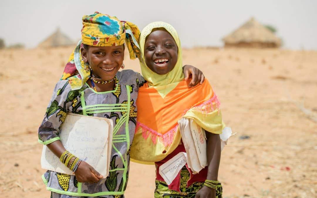 Skal vi bekjempe fattigdom, må vi starte med jentene