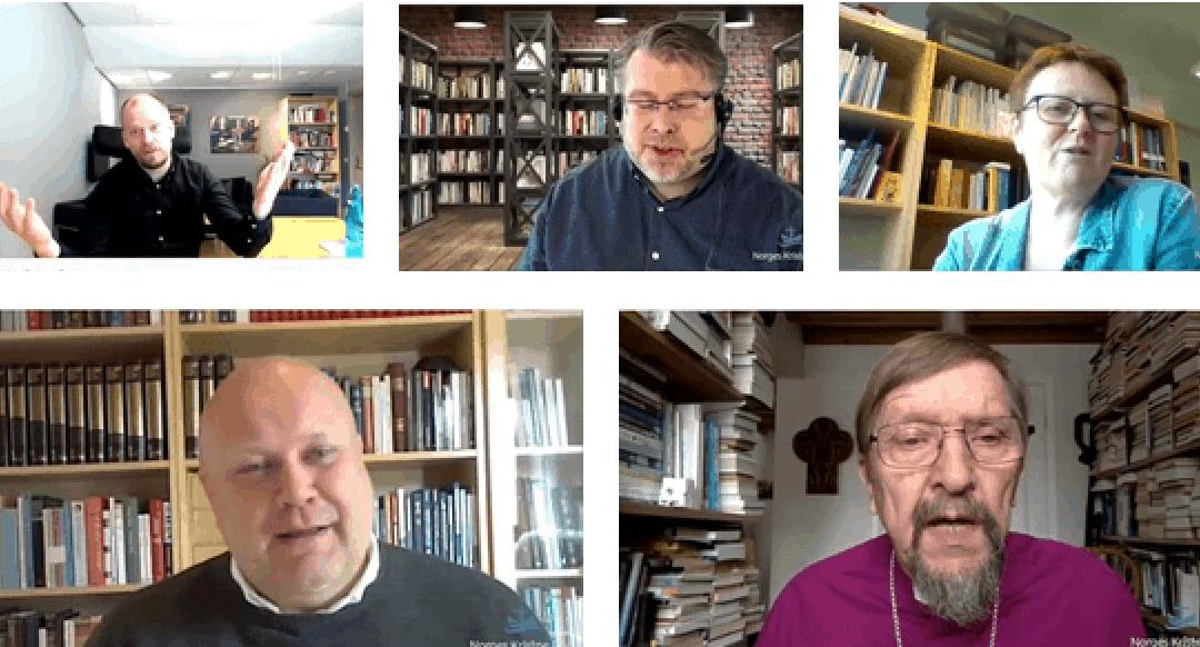 Webinar: «Kirke på nye måter»