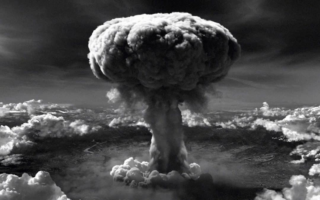 Aldri mer Hiroshima, aldri, aldri mer