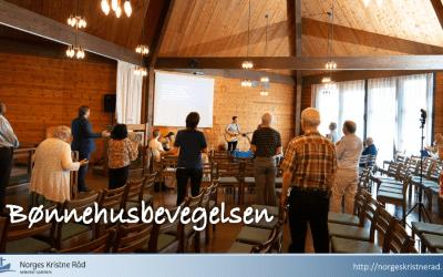 Bønnehus som en ny kirkelig bevegelse