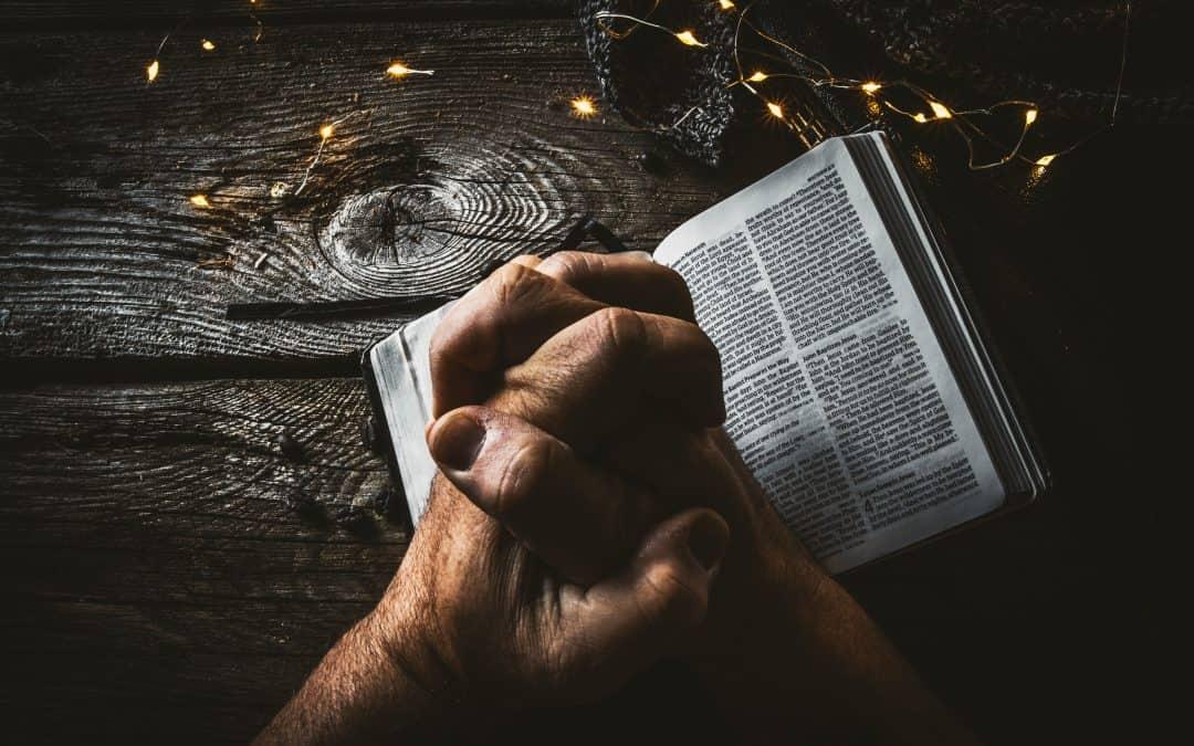 Oppfordring til bønn for land og folk
