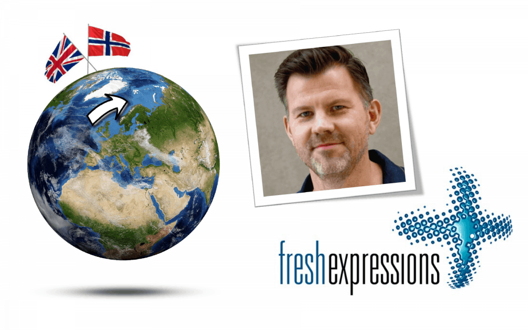 Fresh Expressions of Churches – fra England til Norge