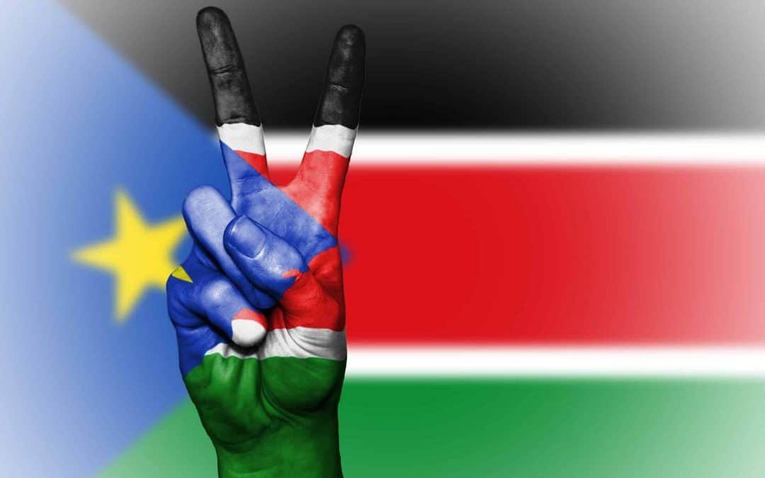 #SouthSudanIsCalling