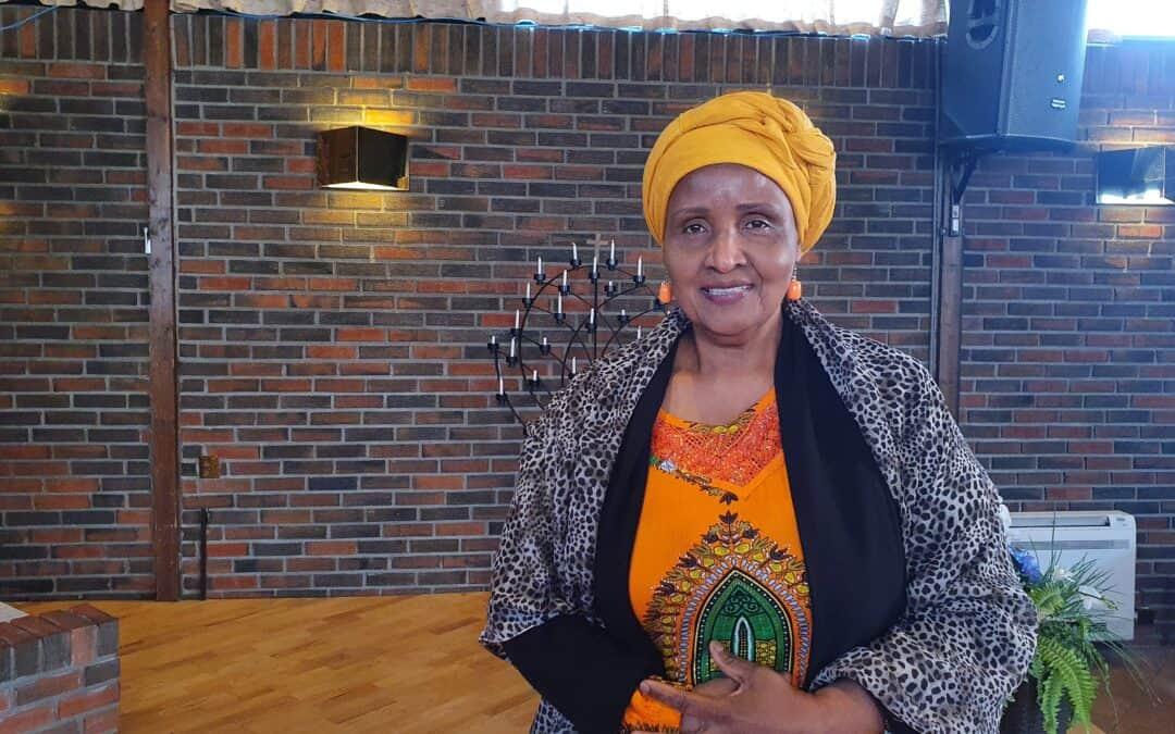 Ikkevoldsprisen 2021 går til Safia Abdi Haase