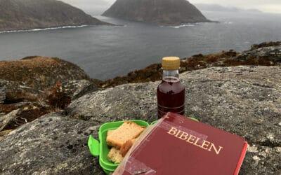 Et møte med Gud på høyden