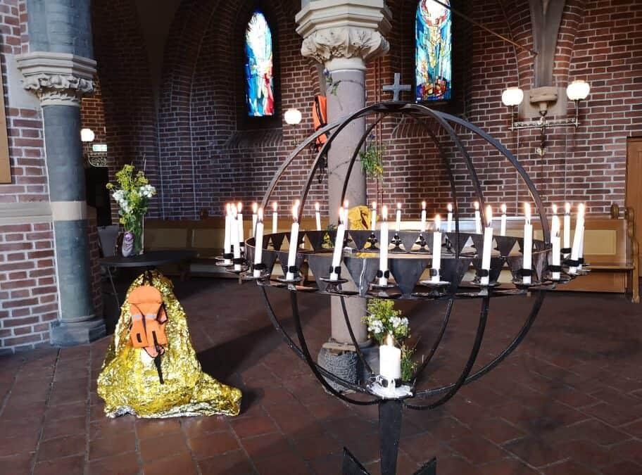Kirkene samles i solidaritet med verdens flyktninger